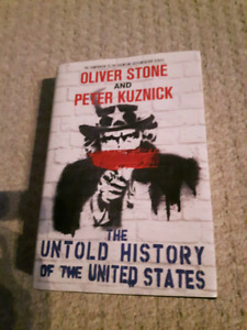The Untold History of the United States. (Hardcover)