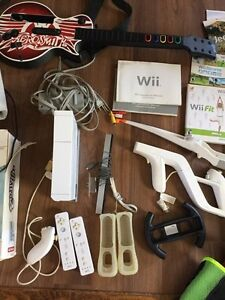 Everything Wii