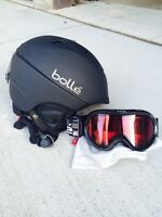 Brand New Kids Bolle Snowboard Goggles And Helmets For Sale