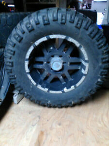 Mickey Thompson Mud Tires And Rims
