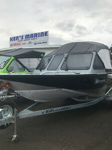 DEMO MODEL SALE 1775 EXTREME DUTY JET BOAT
