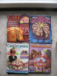 Wilton Cake Decorating Yearbooks Magazines (13)