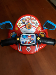 VTech Paw Patrol 'Pups to the Rescue' driver