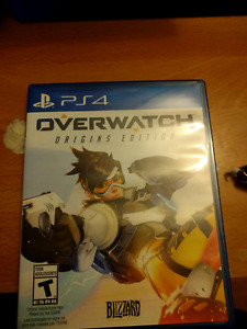 Overwatch ps4 to trade