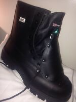 Mens size 12 dynamic work boots