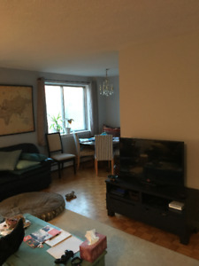 Apartment to Sublet in June with Option to Renew Lease