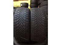 225/55/16 winter tyres