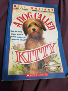 A Dog Named Kitty book