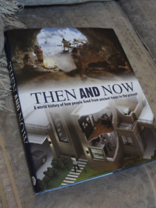 Then and  Now ** A World History Book