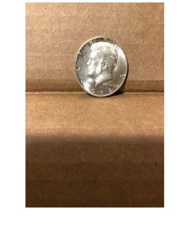 1964 90% Silver Kennedy Half Dollar AU