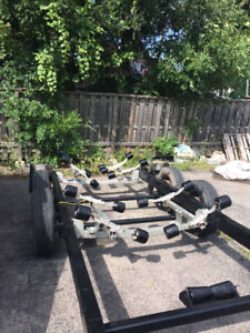 Heavy Duty Boat trailer for sale