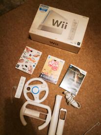 Nintendo Wii Boxed