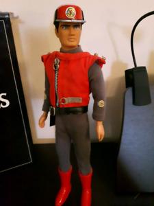 Capitaine Scarlet /Captain Scarlet Figurine