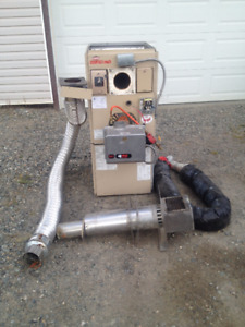 Kerr Compact-Multi Forced Air Oil Fired Furnace