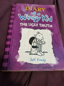 Diary of a Wimpy Kid: The Ugly Truth book