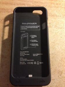 power battery case for iPhone 6/6S and wireless charger for S6