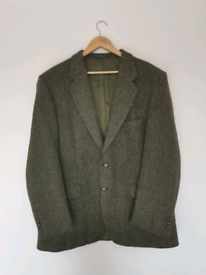Donegal Tweed jacket tailored by Magee