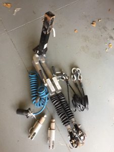 Full Blue Ox Tow Bar System