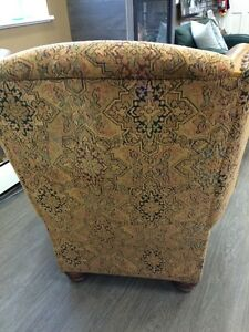 DECOREST WING BACK CHAIR Kitchener / Waterloo Kitchener Area image 4