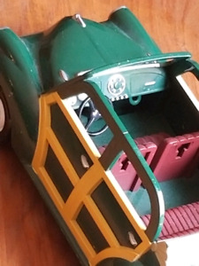 Calico critters green car