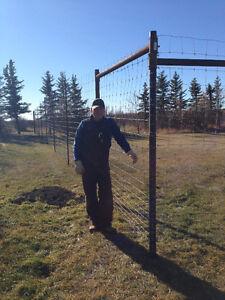 ALBERTA WILD WEST FENCING Ltd. Edmonton Edmonton Area image 8