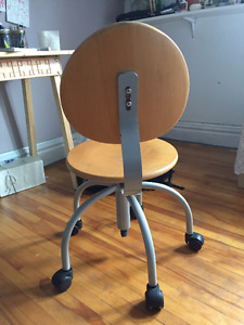 IKEA Wood Office Chair
