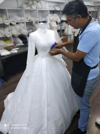 Alterations, repairs, re-designing and wedding dresses