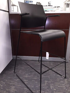 Stools brand new set of 6 only $720 stackable