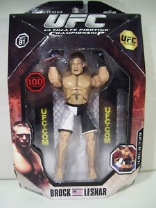 BROCK LESNAR 2009 FIGURE UFC 81 Windsor Region Ontario image 1