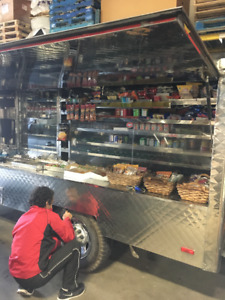 CANTINE MOBILE ! Big opportunity/ Grand opportunité