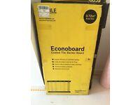 Econoboard coated tile backer