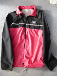 New Balance, Shell Summer / Rain Jacket, Medium Women's