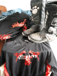 Ocelot ATV / Motocross Riding Gear