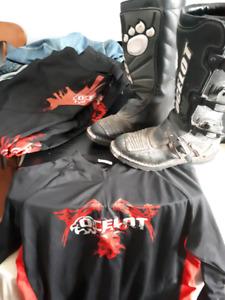 Ocelot ATV / Motocross Riding Gear
