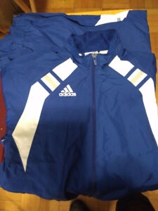 Adidas Soccer Track Suit
