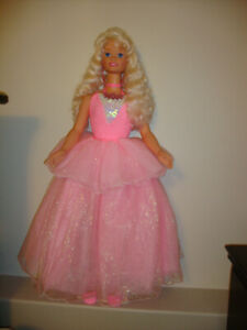 My Size Ballerina Barbie in Very Good Condition-3 Feet Tall !
