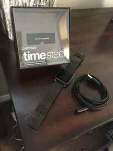 Pebble Time Steel Watch for Iphone/Android