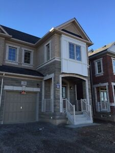 Brand new 4 bedroom semi-detached house in Oakville for rent