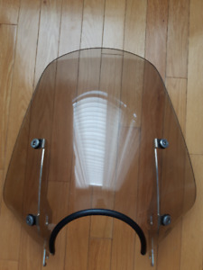 """MOTORCYCLE WINDSHIELD (MEMPHIS) """"SOLD"""" THANK YOU"""