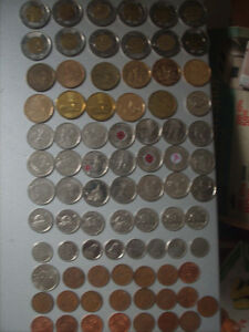 Selling My Canadian Coin Collection, Lot 1