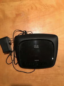 Linksys by Cisco Wireless N Home Router WRT120N