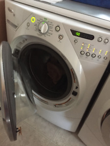 Whirlpool Duet Washer / Dryer Pair