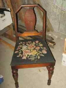 Antique Parlor chairs Stratford Kitchener Area image 2