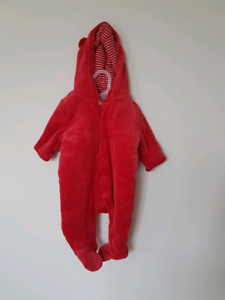 Brand name winter suit for 0-3 boy