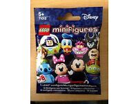 Lego Disney Minifigures New