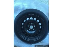 Vw transporter T4 banded steels! Grafite grey 5x112 15''