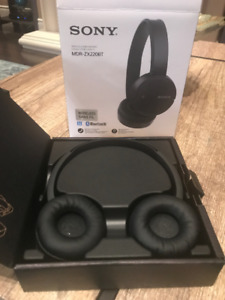 SONY HEADPHONES - MINT CONDITION