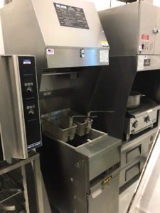 Selling Commercial Kitchen / Fast Food Restaurant Equipment