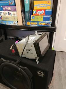 Sub et radio