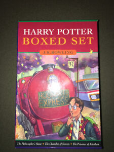 Harry Potter book collection - new